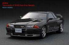 HPI #8856 Nissan Skyline TommyKaira R Gun Gray R32 1/43 model GTR R33 R34 JDM