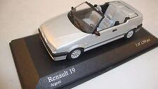 Minichamps 400113730 Renault 19 cabriolet 1992 1:43 suberb detail