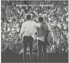 Alain Souchon / Laur - Souchon Voulzy Le Concert [New CD] Germany - Imp