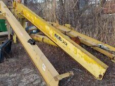 360 1 Ton Handling Systems Free Standing Jib Crane 10 Under Swing Arm 190 Arm