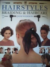 Hairstyles,Braiding and Haircare : Step-by-Step Beautifully Styled Hair,With ov