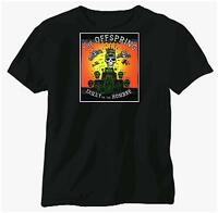 Tee Shirt New Unisex post punk legends THE OFFSPRING IXNAY ON THE HOMBRE t shirt