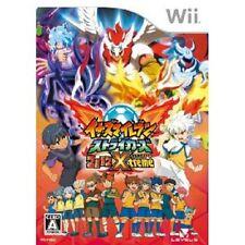 Nintendo Wii Inazuma Eleven Strikers 2012 Xtreme Japan F/S