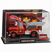 Disney Store Cars 2 Die Cast Collector Case Rescue Mater Chase 1:43 Scale NEW