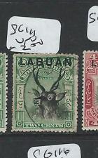 LABUAN  (P2201B) 2C DEER SG 111  VFU