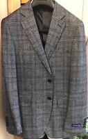 Men's Bartorelli Napoli Blazer Linen And Wool Sportcoat