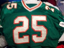 Florida A&M Game Used Football Jersey Size Large #25