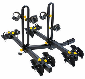 """Saris Freedom 4 Bike 2"""" Hitch Mount Rack Bicycle Carrier MTB Road Carbon"""