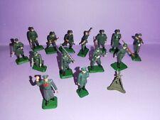 STARLUX 30mm # militaire # allemands lot 15 pièces différentes