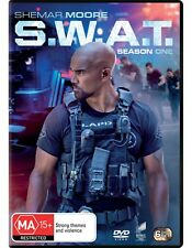 SWAT The Complete Series 1 Box Set DVD Region 4 NEW