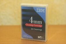 IBM 4mm DDS DAT Reinigungsband Kassette Cleaning Cartridge - 50 Cleanings