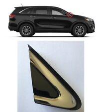2016-17-18 Sorento Fender Corner Chrome Molding Right Passenger Mirror Garnish