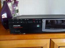 Philips CD Player/grabadora cdr-765 utilizada como nuevo y 5 nuevos materiales