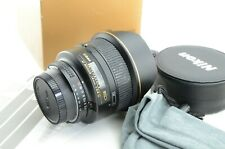 Nikon AF Nikkor 14mm f/2,8 D, ED, guter Zustand, FX und DX, GUT