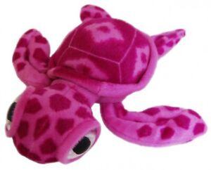 Turtle Sea Pink Plush Stuffed Toy 15cm Turner Turtle