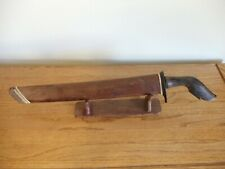 Antique Damascus Golok from Central Java - Gorgeous Blade - CHECK IT OUT !!
