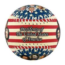 Presidents of the United States Souvenir Baseball