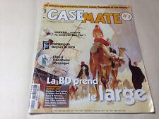 """EO REVUE 2008 """"CASE MATE n°1"""" avec LOISEL,TRONDHEIM,LEPAGE,DUPUY BERBERIAN,VIVES"""