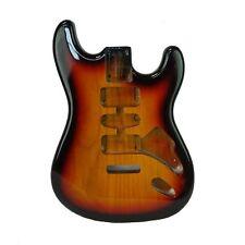 Eden Premier Series Alder Strat Body HSH Guitar 3-Tone Sunburst