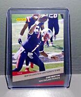 Cam Newton 2020 Panini NFL Instant #15 Football Card  1 of 352