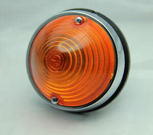 ASTON MARTIN DB5 ZAGATO TAIL LIGHT REAR ORANGE AMBER LIGHT ASSEMBLY - NEW