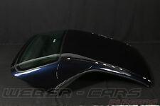 orig BMW 3er E46 Cabrio Hardtop Verdeck Hard Top carbonschwarz
