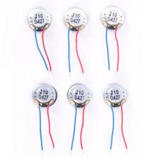 2pcs Micro 8mm 8Ohm 8Ω 1W Stereo Woofer Loudspeaker Horn BluetoothAudioSpeake M&