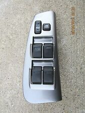 03 - 08 TOYOTA MATRIX XR XRS FRONT DRIVER LEFT SIDE MASTER POWER WINDOW SWITCH