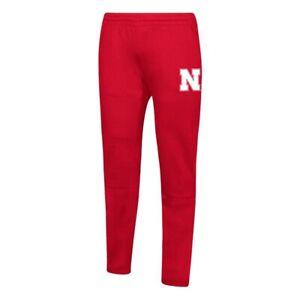 Nebraska Cornhuskers NCAA Adidas Women's Red 2018 Sideline Squad Pants