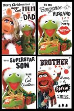 THE MUPPETS Official DISNEY Quality Christmas Card Choice Of Title L@@K