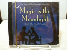 MAGIC IS THE MOONLIGHT--READER'S DIGEST by VARIOUS ARTISTS--NEW