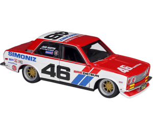 Maisto 1:24 1971 BRE Datsun 510 Diecast Model Racing Car Vehicle Toy NEW IN BOX