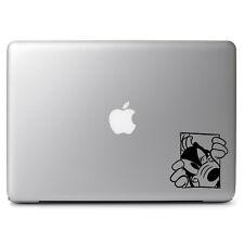 Disney Goofy Peeping for Macbook Air/Pro Car Window Bumper Helmet Decal Sticker