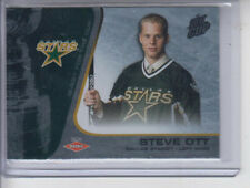 02/03 Pacific Quest for the Cup Dallas Stars Steve Ott RC card #115 Ltd #/950