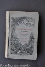 Manuali Orticoltura Orto Verdura Dumas  Culture Maraichère Francia Algeria 1880