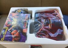 Nintendo 64 Launch Edition Charcoal Grey Console (NTSC) complete In Box With Ext