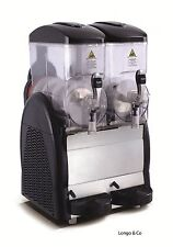 New 2 Container Slush Machine Fast Freeze Uk Seller