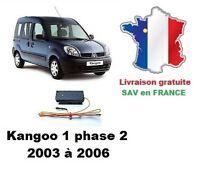 Boitier de désactivation antidémarrage Renault Kangoo 1 phase 2