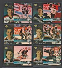 1993-94 McDonald's Upper Deck Holograms Complete Set 6 Cards