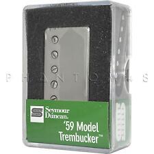 Seymour Duncan TB-59 Bridge '59 Model Vintage Guitar Trembucker Pickup Nickel