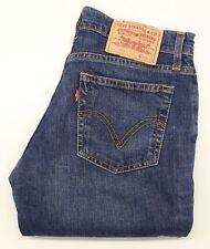 Levis 529 Womens Blue  Bootcut Stretch Jeans  W29 L32 (30371)