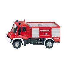 Camión de automodelismo y aeromodelismo SIKU color principal rojo