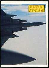 McDonnell Douglas F-15 Eagle #35 Desert Storm 1991 Merlin Sticker (C959)