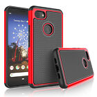 For Google Pixel 3a/3a XL Shockproof Case Hybrid Silicone Slim Armor Hard Cover