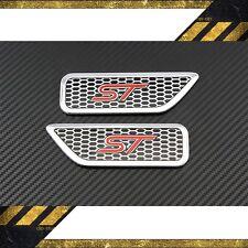 High Quality  ST INSIGNIA Emblems Car Side Sticker aluminum body Car Styling Dec