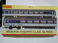 Hornby R3773 Regional Railways Class 156 DMU pack 2 car unit BNIB