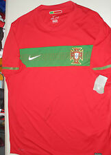 PORTUGAL -CRISTIANO RONALDO HAND SIGNED PORTUGAL WORLD CUP JERSEY + C.O.A.
