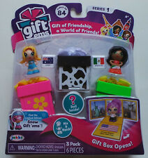 Gift 'em mini doll Cities Sydney and Mexico City with a Blind Box