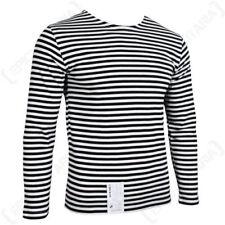 Camisetas de hombre de manga larga de color principal negro 100% algodón