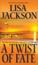 A Twist Of Fate: A Novel of Romantic Suspense by Jackson, Lisa